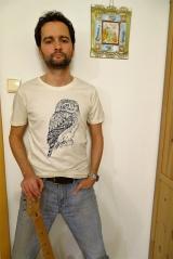 Férové tričko s kuvičkom pre pánov