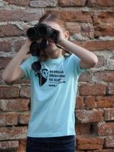 Dravčiarske tričko detské