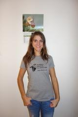 Tričko s logom RPS dámske šedé